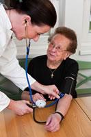 People at risk of hypertension